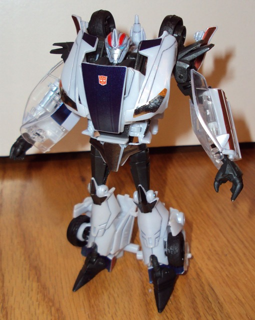 Takara Tomy Transformers Prime Am-26 Smokescreen 11
