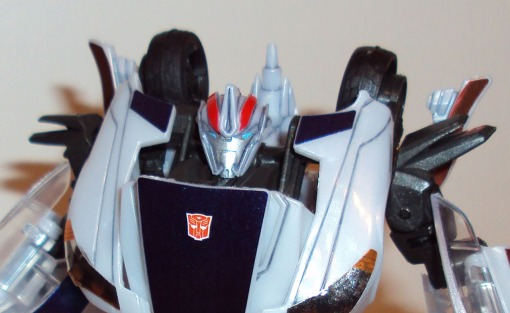 Takara Tomy Transformers Prime Am-26 Smokescreen 14