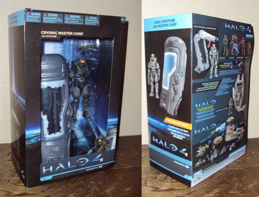 McFarlane Toys Halo 4 Cryotube Master Chief 01