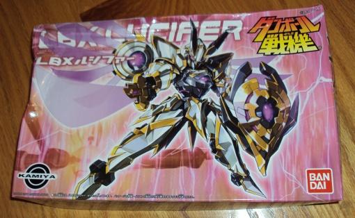 Danball Senki LBX-14 Lucifer 01