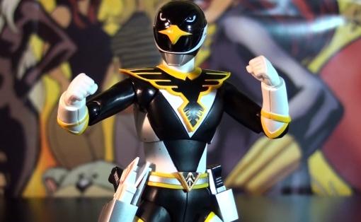Bandai S.H. Figuarts Jetman Black Condor 2