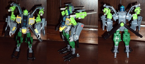 Transformers Generations Deluxe Class Springer 03