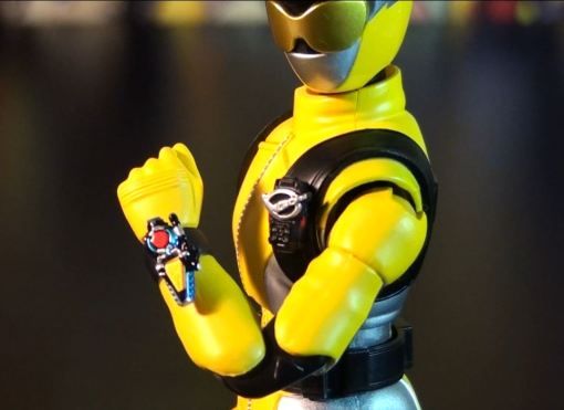 Close up on Morphin Brace and Transpod