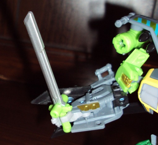 Transformers Generations Deluxe Class Springer 04
