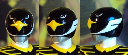 Bandai S.H. Figuarts Jetman Black Condor 3