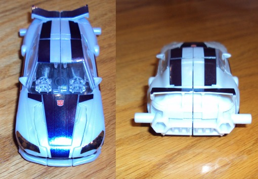 Takara Tomy Transformers Prime Am-26 Smokescreen 04