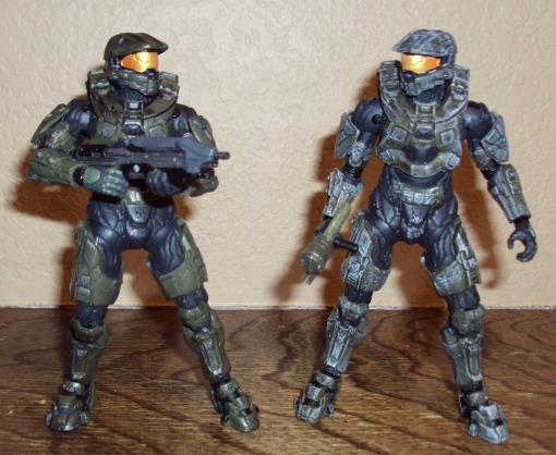 McFarlane Toys Halo 4 Cryotube Master Chief 04