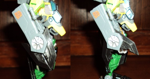 Transformers Generations Deluxe Class Springer 05