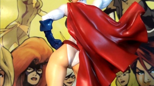 5Kotobukiya DC Comics Bishoujo Statue Power Girl 04
