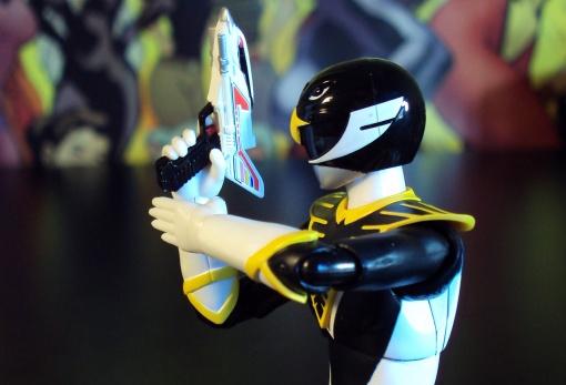 Bandai S.H. Figuarts Jetman Black Condor 5