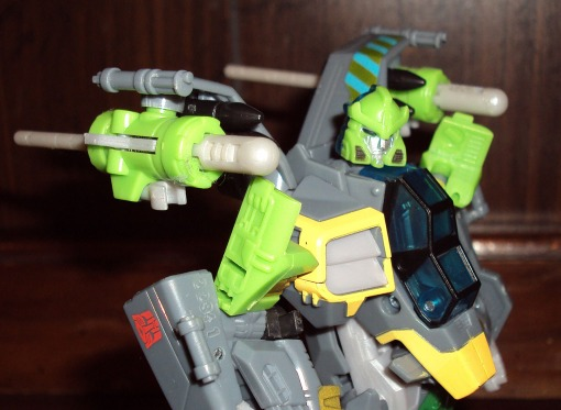 Transformers Generations Deluxe Class Springer 06