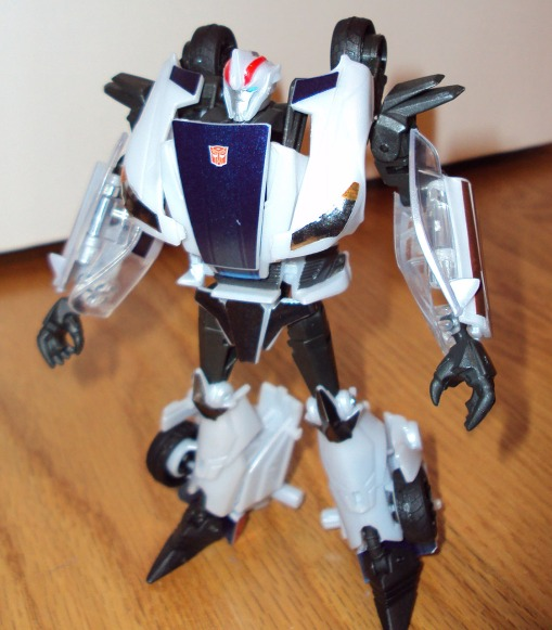 Takara Tomy Transformers Prime Am-26 Smokescreen 06
