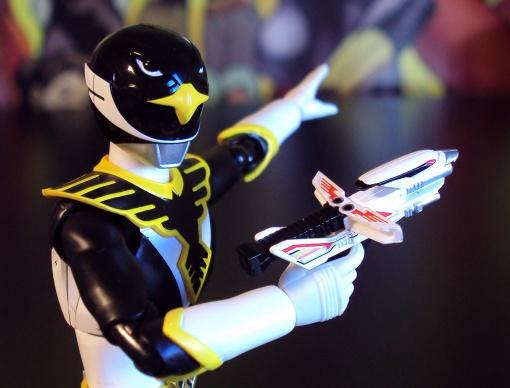 Bandai S.H. Figuarts Jetman Black Condor 6