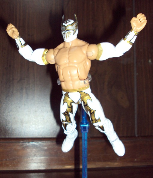 Mattel WWE Elite Series 18 Sin Cara 07