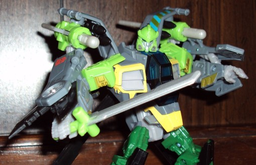 Transformers Generations Deluxe Class Springer 08