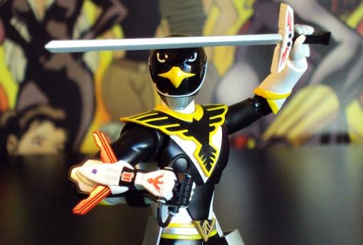 Bandai S.H. Figuarts Jetman Black Condor 8