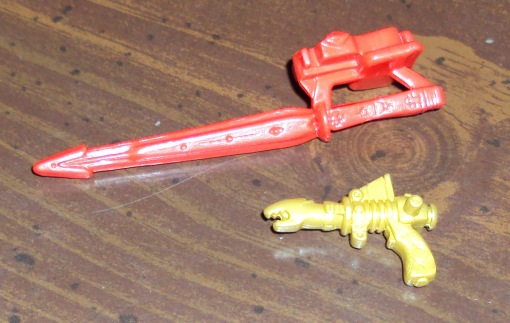 Bandai Power Rangers Megaforce Red Ranger 03