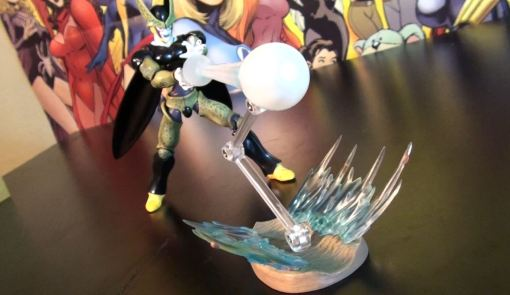 Bandai S.H. Figuarts Dragon Ball Z Perfect Cell 04