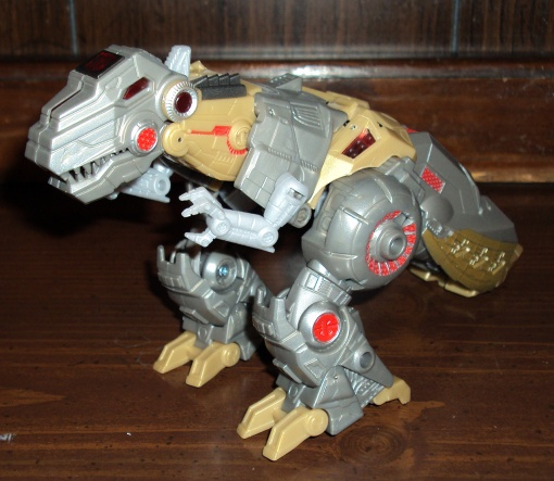 Hasbro Transformers Fall of Cybertron Grimlock 02