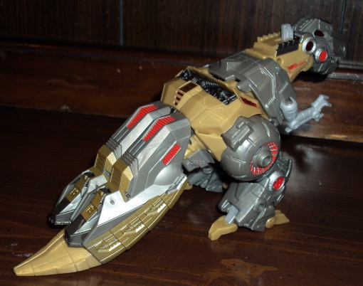 Hasbro Transformers Fall of Cybertron Grimlock 03