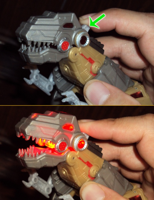 Hasbro Transformers Fall of Cybertron Grimlock 04