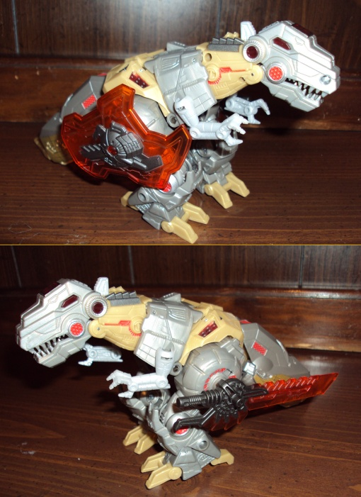 Hasbro Transformers Fall of Cybertron Grimlock 06