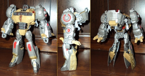 Hasbro Transformers Fall of Cybertron Grimlock 07