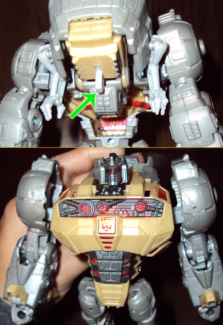 Hasbro Transformers Fall Of Cybertron Grimlock 08