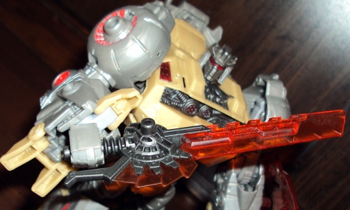 Hasbro Transformers Fall of Cybertron Grimlock 10
