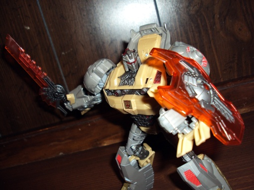Hasbro Transformers Fall of Cybertron Grimlock 11