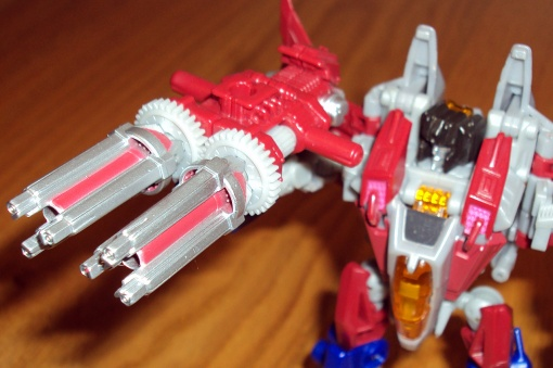 Hasbro Transformers Prime Fall of Cybertron Starscream 05