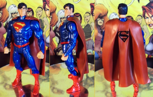 Mattel DC Unlimited New 52 Superman 02