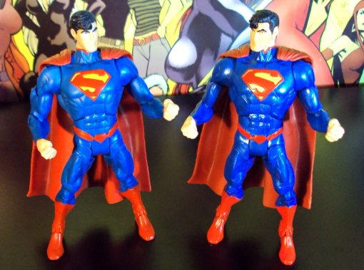 Mattel DC Unlimited New 52 Superman 03