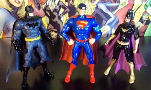 Mattel DC Unlimited New 52 Superman 04