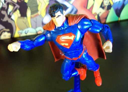 Mattel DC Unlimited New 52 Superman 05