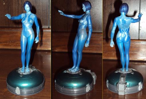 McFarlane Toys Halo 4 Cortana 03