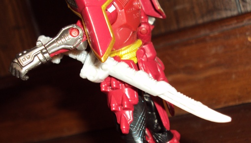 Bandai Power Rangers Super Samurai Red Shogun Ranger 4
