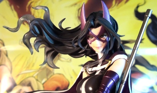Kotobukiya DC Comics Huntress 02