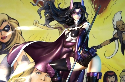 Kotobukiya DC Comics Huntress 07