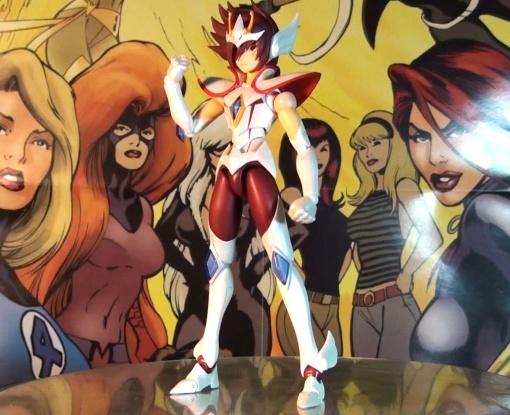 Bandai S.H. Figuarts Pegasus Kouga 02