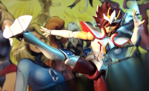 Bandai S.H. Figuarts Pegasus Kouga 05