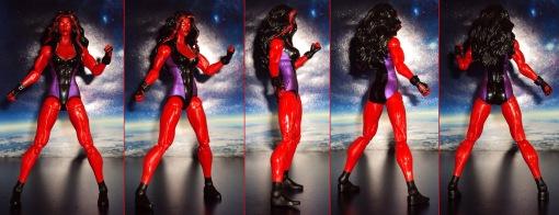 Marvel Legends Red She-Hulk 01