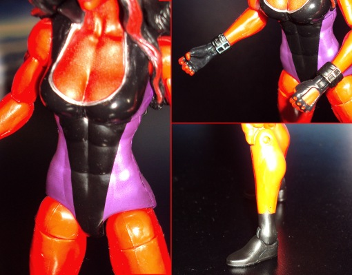 Marvel Legends Red She-Hulk 05