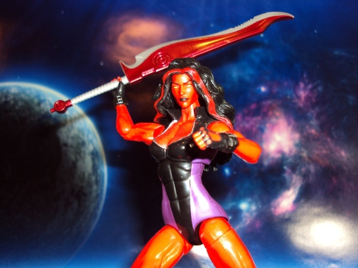 Marvel Legends Red She-Hulk 07