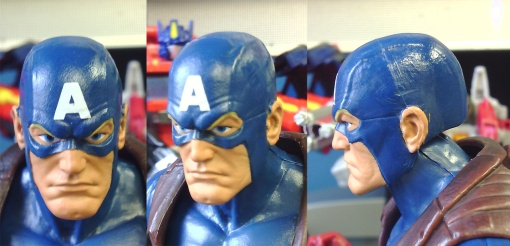 Ultimate Captain America Marvel Legends 2013 07