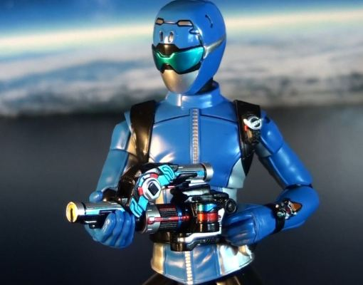 Bandai S.H.Figuarts Blue Buster 06