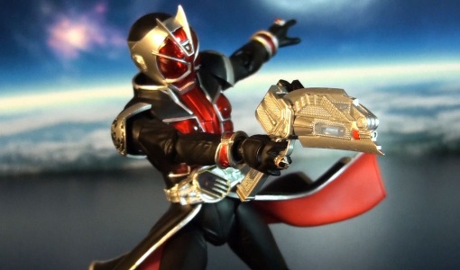 Bandai S.H. Figuarts Kamen Rider Wizard Flame Style 05