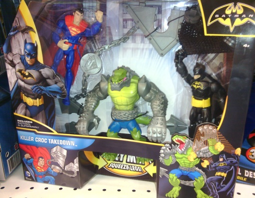batman superman croc