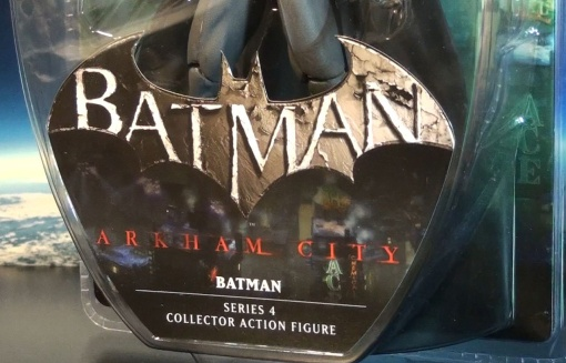 DC Collectibles Arkham City Series 4 Batman 01