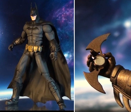 DC Collectibles Arkham City Series 4 Batman 02